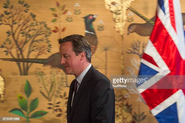 Prime Minister David Cameron Cameron is visiting Slovenia to drum up support for Britain's proposals to reform the EU Slovenia on June 18 2015