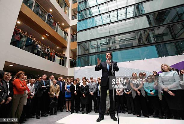 On Eve Of British Pm Camerons Visit >> 60 Top David Cameron Becomes The British Prime Minister In A