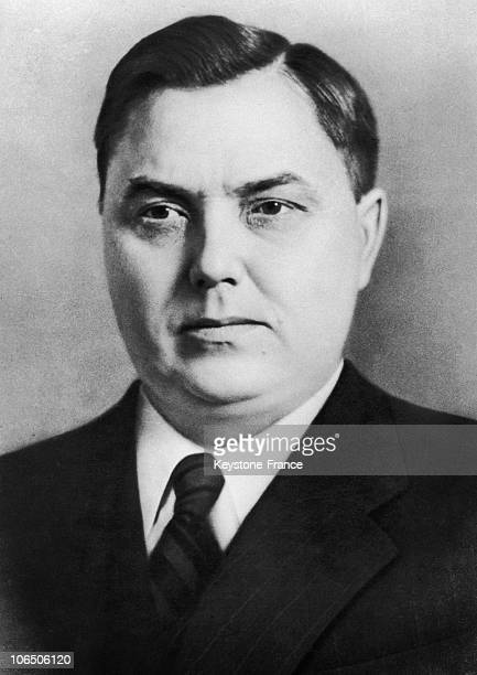 Prime Minister From 1953 To 1955 Malenkov Was Then Considered As The Succesor Of Stalin