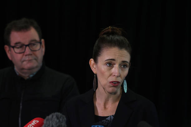 NZL: New Zealand Prime Minister Jacinda Ardern Speaks Following The Death Of  Prince Philip The Duke of Edinburgh