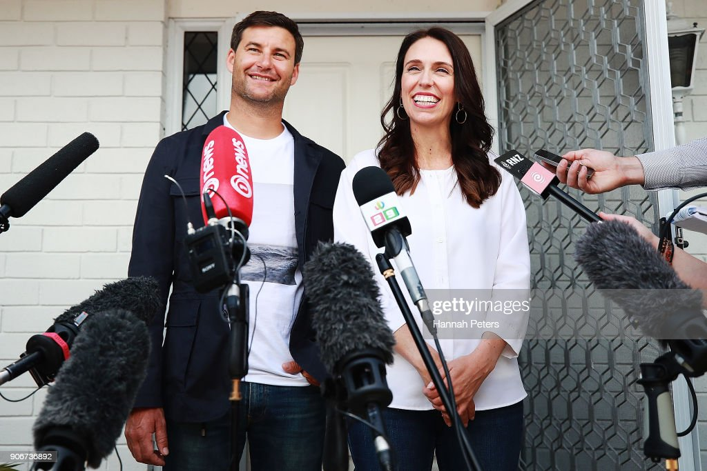 New Zealand PM Has Exciting News!
