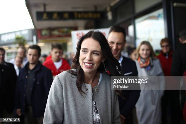 Jacinda Ardern Gallery: Jacinda Ardern Photos Et Images De Collection