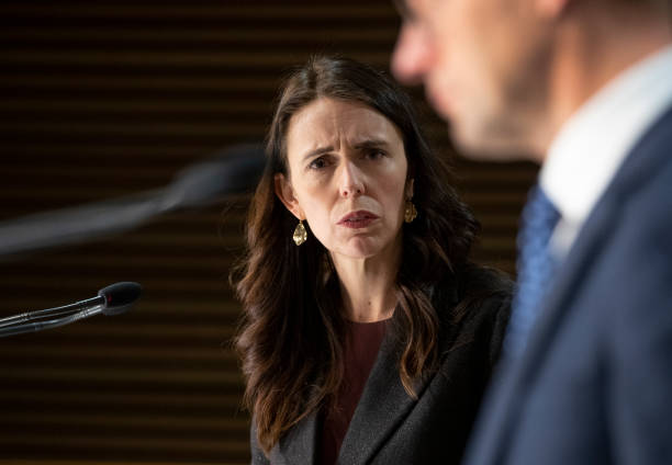 NZL: Prime Minister Jacinda Ardern Gives COVID-19 Update And Announces Home Isolation Pilot