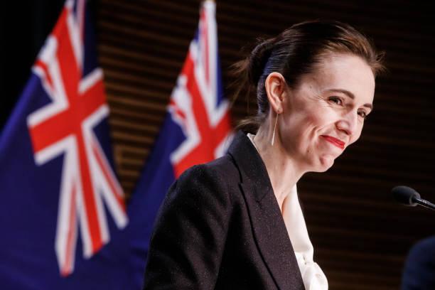 NZL: Prime Minister Jacinda Ardern Gives COVID-19 Update