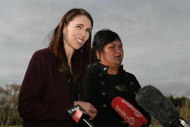 NZL: Prime Minister Jacinda Ardern Makes Three Waters Infrastructure Announcement