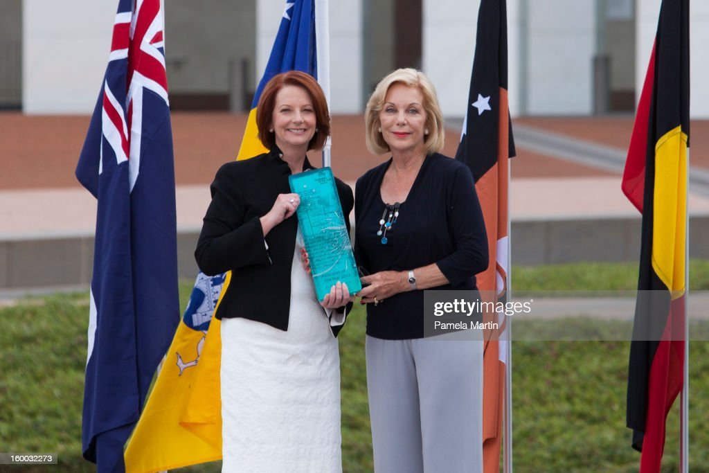 Australian Of The Year 2013 Announced In Canberra