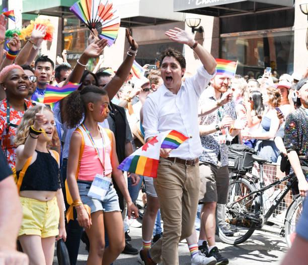 CAN: Toronto Pride Parade 2019