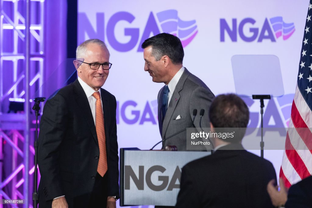 2018 National Governors Association Winter Meeting