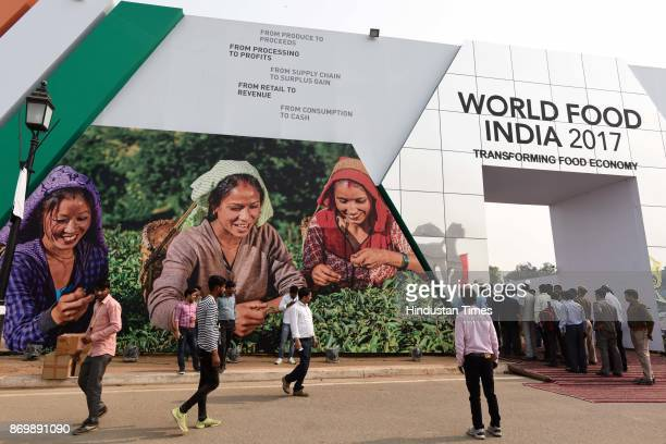 Prime Minister Narendra Modi naugurated the threeday World Food India 2017 the biggest congregation of global investors and business leaders of major...