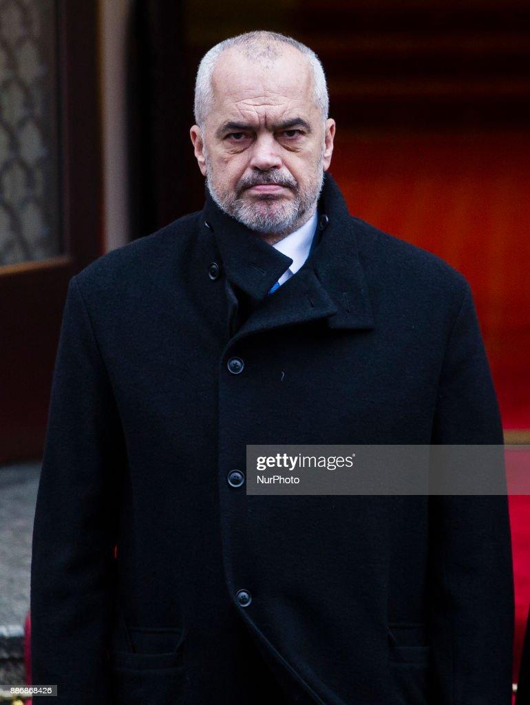 Albania Prime Minister visit Poland