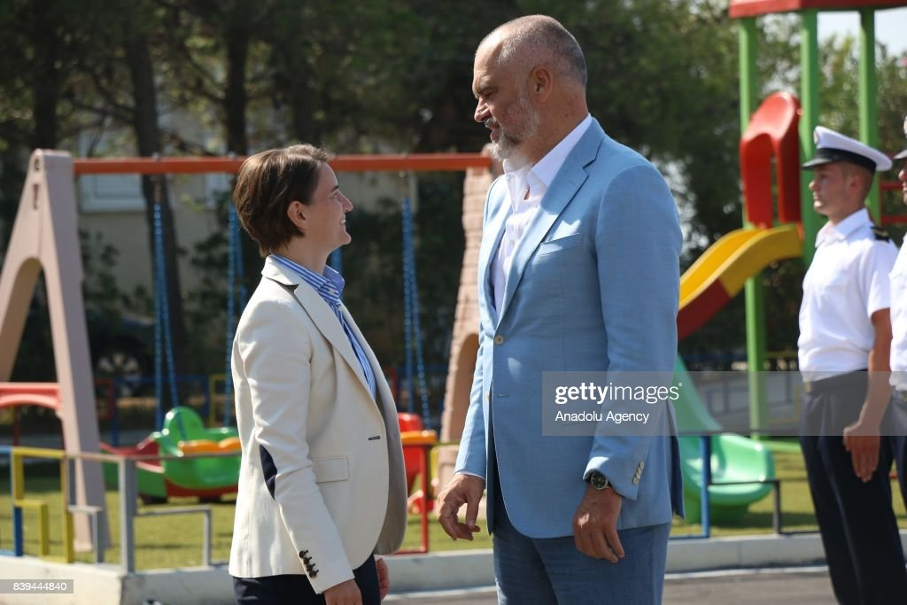 Image result for ana brnabic edi rama
