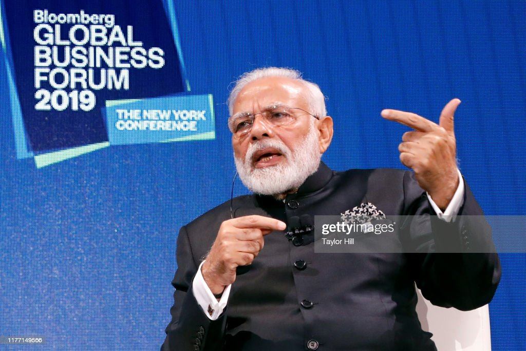 2019 Bloomberg Global Business Forum : News Photo