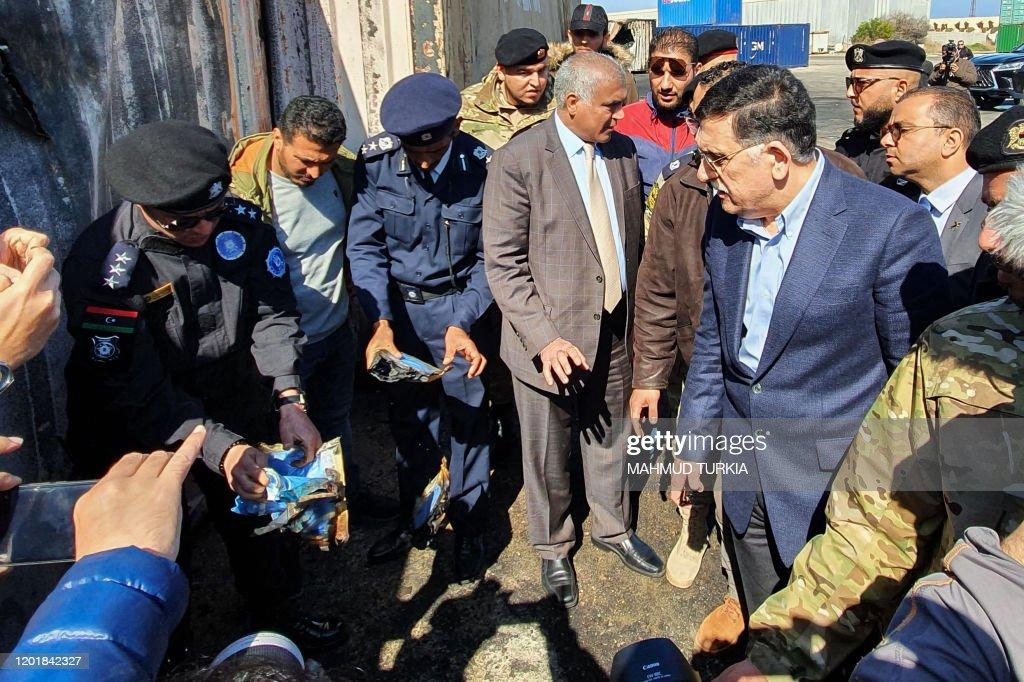 LIBYA-CONFLICT : Nieuwsfoto's