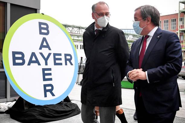 DEU: Bayer AG To Produce CureVac COVID-19 Vaccine