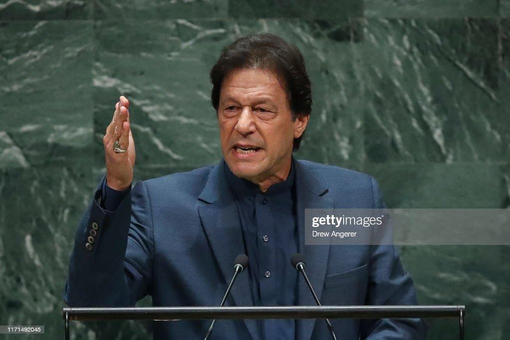 World Leaders Address United Nations General Assembly : ニュース写真