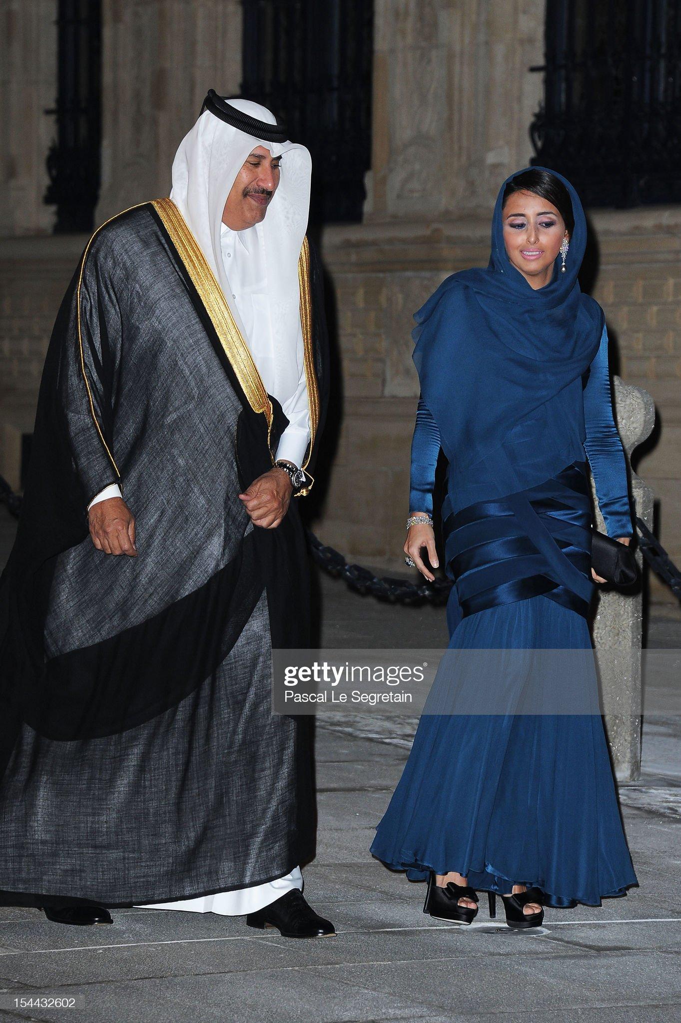 prime-minister-of-qatar-sheikh-hamad-bin-jassim-bin-jaber-al-thani-picture-id154432602
