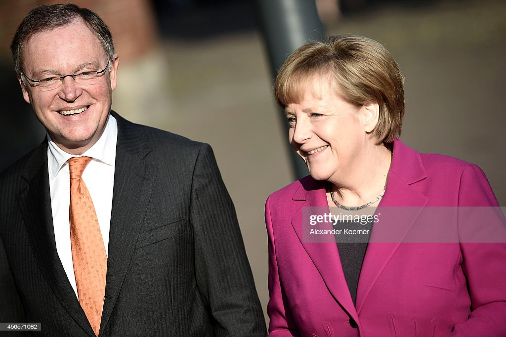 Germany Celebrates Reunification Day : News Photo
