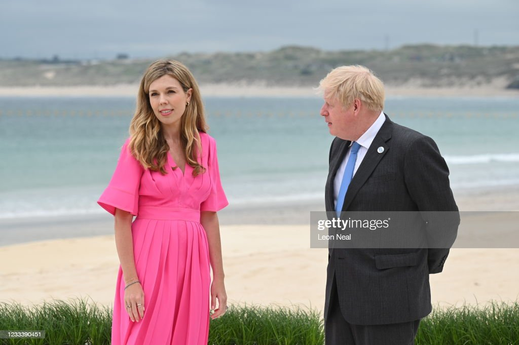 Buildup To June's G7 Summit In Carbis Bay : News Photo