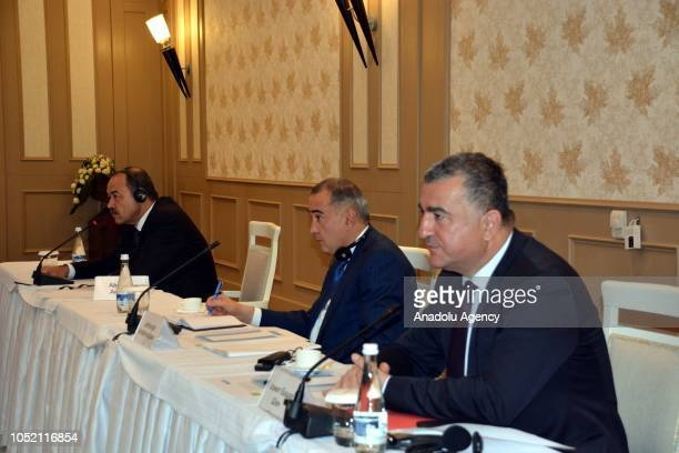 Prime Minister of Uzbekistan Abdulla Aripov meets with Turkish businessmen in participate with Uzbek executives in investment tourism healthcare tax...