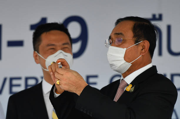 THA: First Batch Of 200,000 Doses Of Sinovac Vaccine Arrives In Thailand