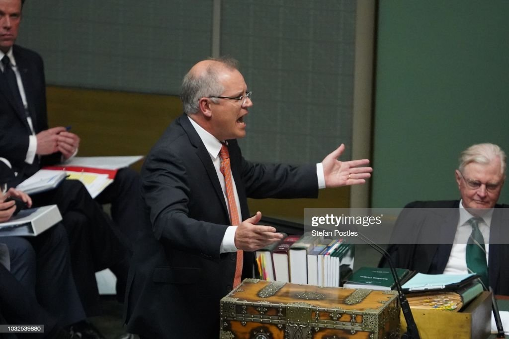 Question Time In House of Representatives : News Photo