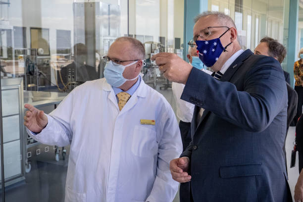 AUS: Prime Minister Scott Morrison Announces Agreement With CSL To Establish Biotech & Vaccine Manufacturing Facility