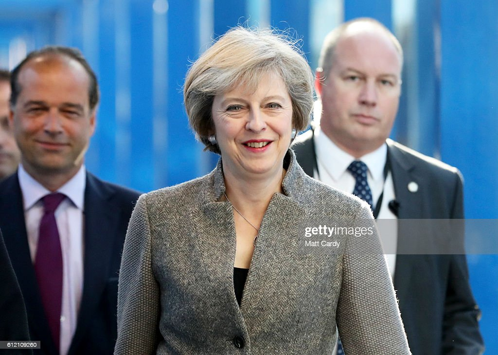 The Conservative Party Conference 2016 - Day Two