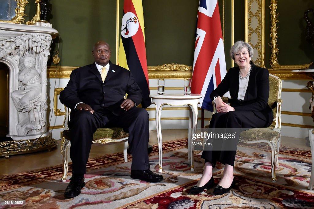 The UK Hosts The 2017 Somalia Conference : News Photo