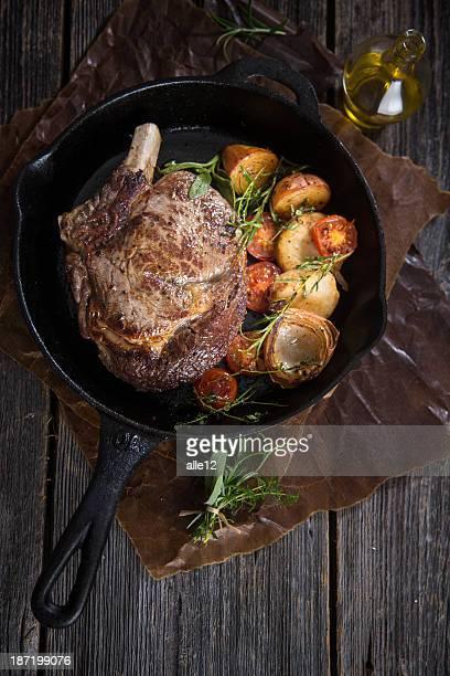 Prime Rib-Steak