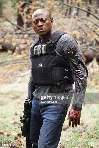 """Primer Contact"""" Episode 110 -- Pictured: Omar Epps as Isaac Johnson --"""