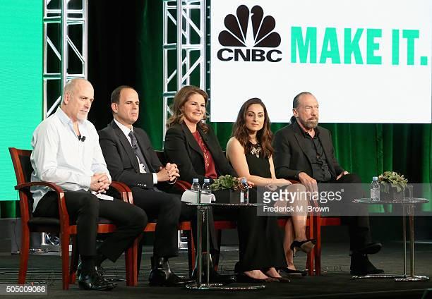 EVP Primetime Alternative CNBC Jim Ackerman Host of 'The Profit' Marcus Lemonis Investor of 'Restaurant Startup' Elizabeth Blau Host of 'Follow the...