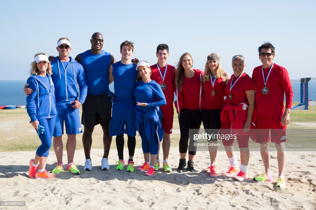 """ABC's """"Battle of The Network Stars"""" : News Photo"""