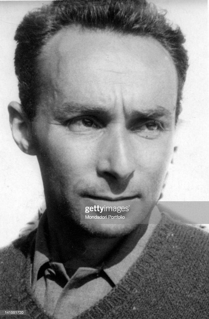 Portrait Of Primo Levi : News Photo