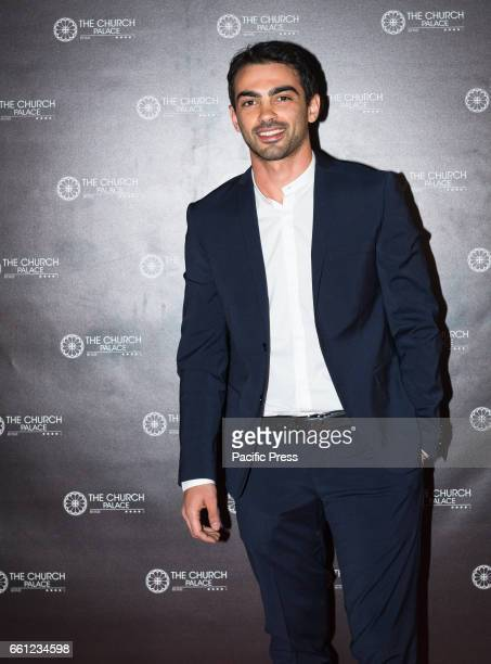Primo Reggiani on the Red Carpet for the premiere of 'Ovunque Tu Sarai'