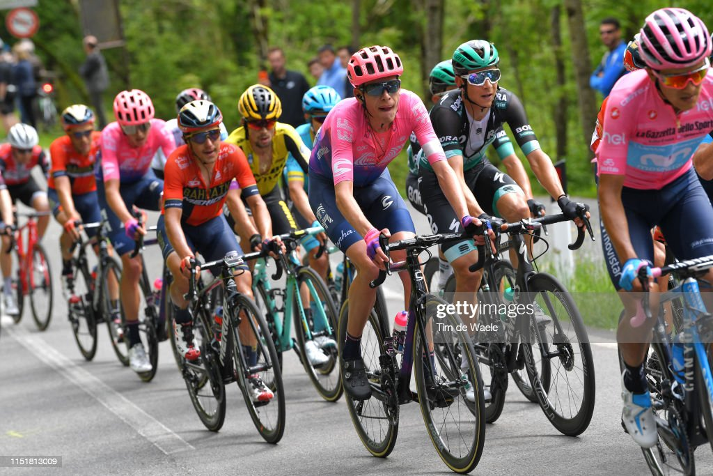 102nd Giro d'Italia 2019 - Stage 15 : News Photo