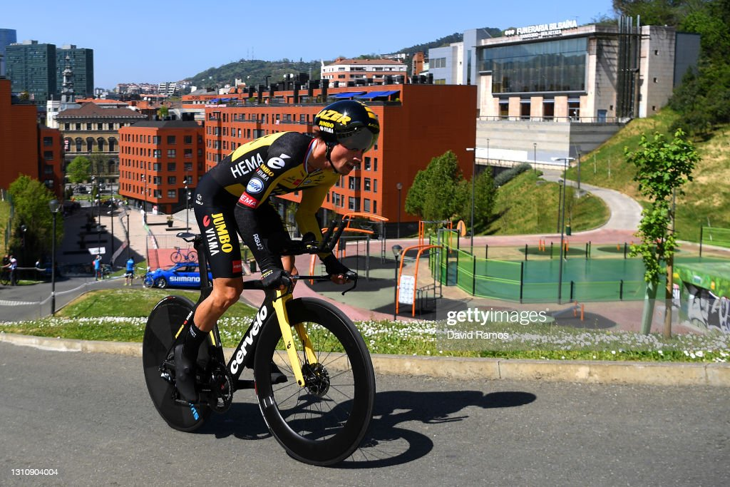 60th Itzulia-Vuelta Ciclista Pais Vasco 2021 - Stage 1 : News Photo