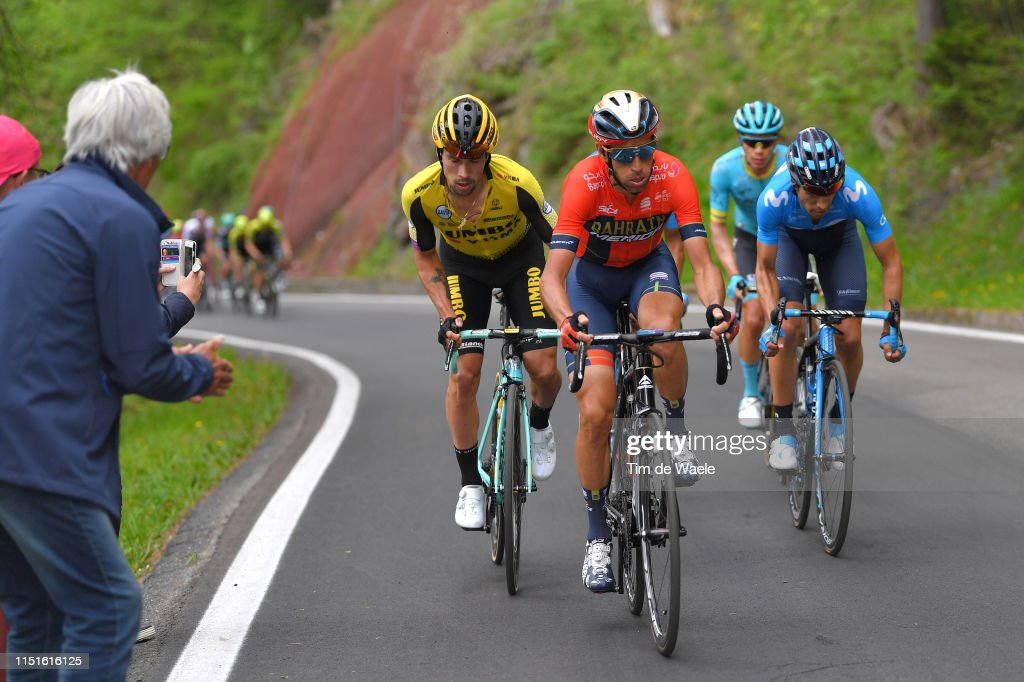 102nd Giro d'Italia 2019 - Stage 14 : News Photo