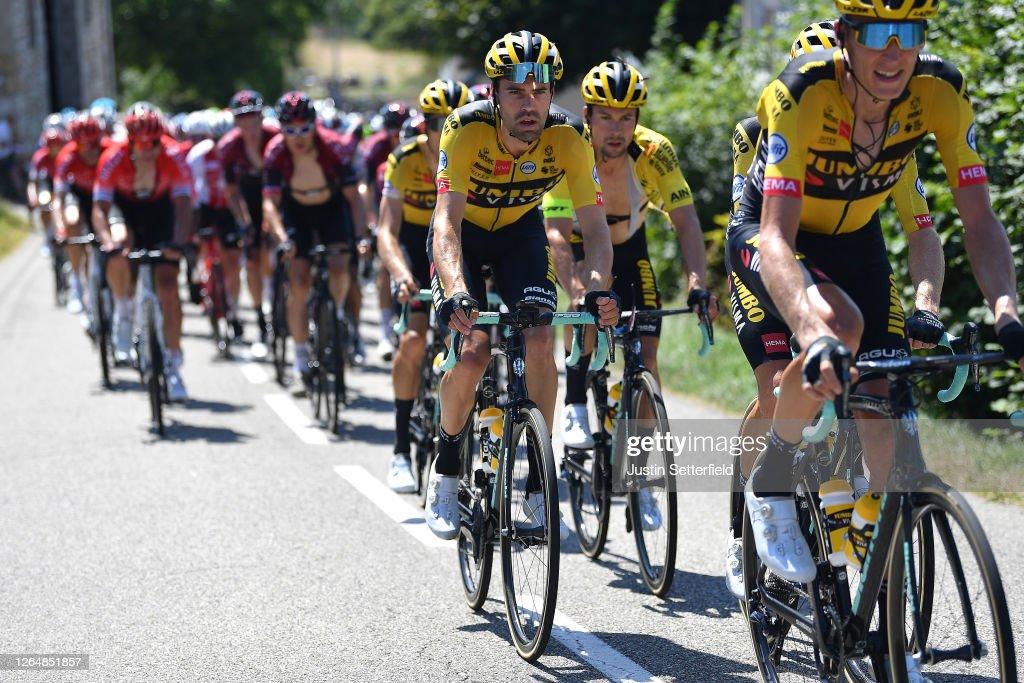 32nd Tour de L'Ain 2020 - Stage 3 : News Photo