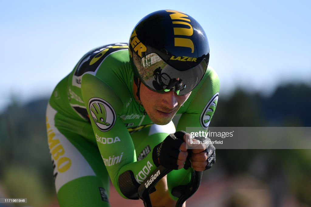 74th Tour of Spain 2019 - Stage 10 : News Photo