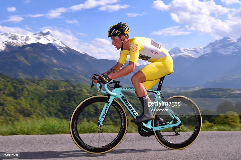 Cycling: 72nd Tour de Romandie 2018 / Stage 3 : News Photo