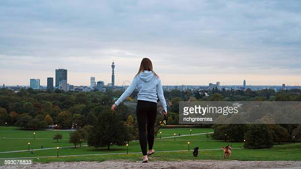 Primrose Hill, London, England