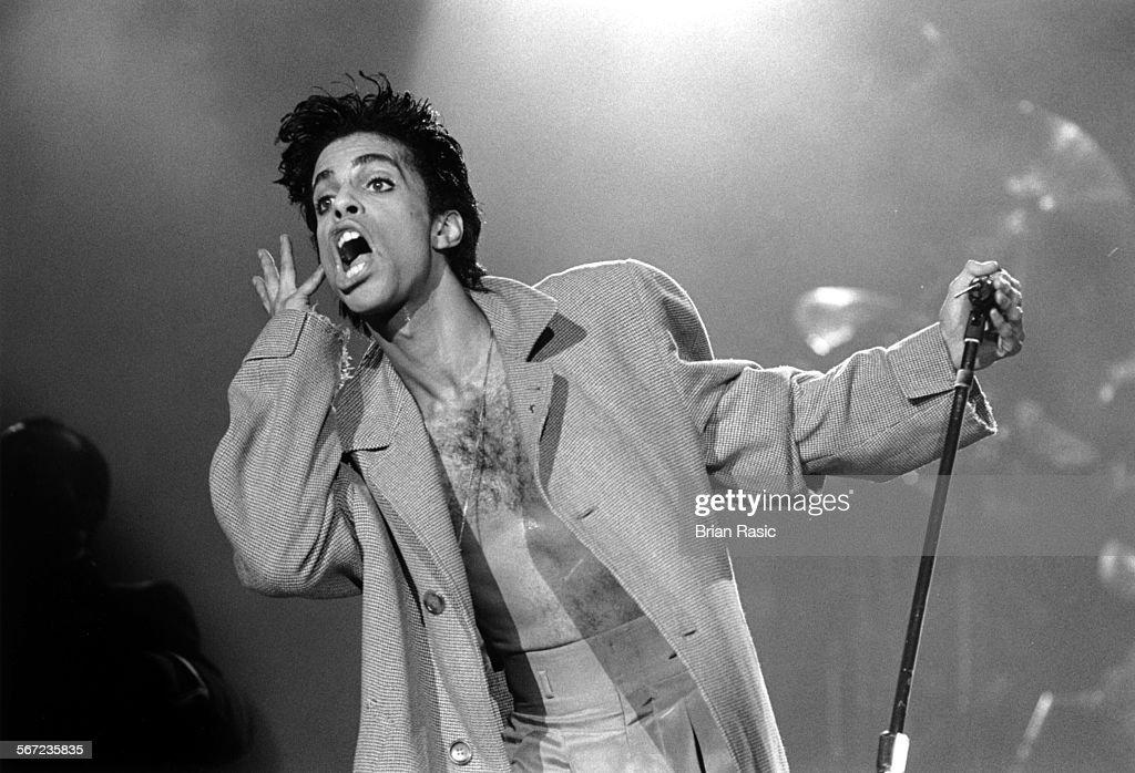 Prince - 1980S, Prince - 1980S