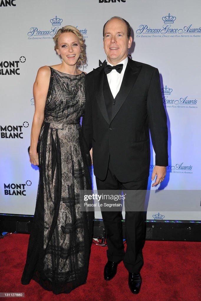 MONTBLANC Launches Collection Princesse Grace De Monaco At The Princess Grace Awards Gala