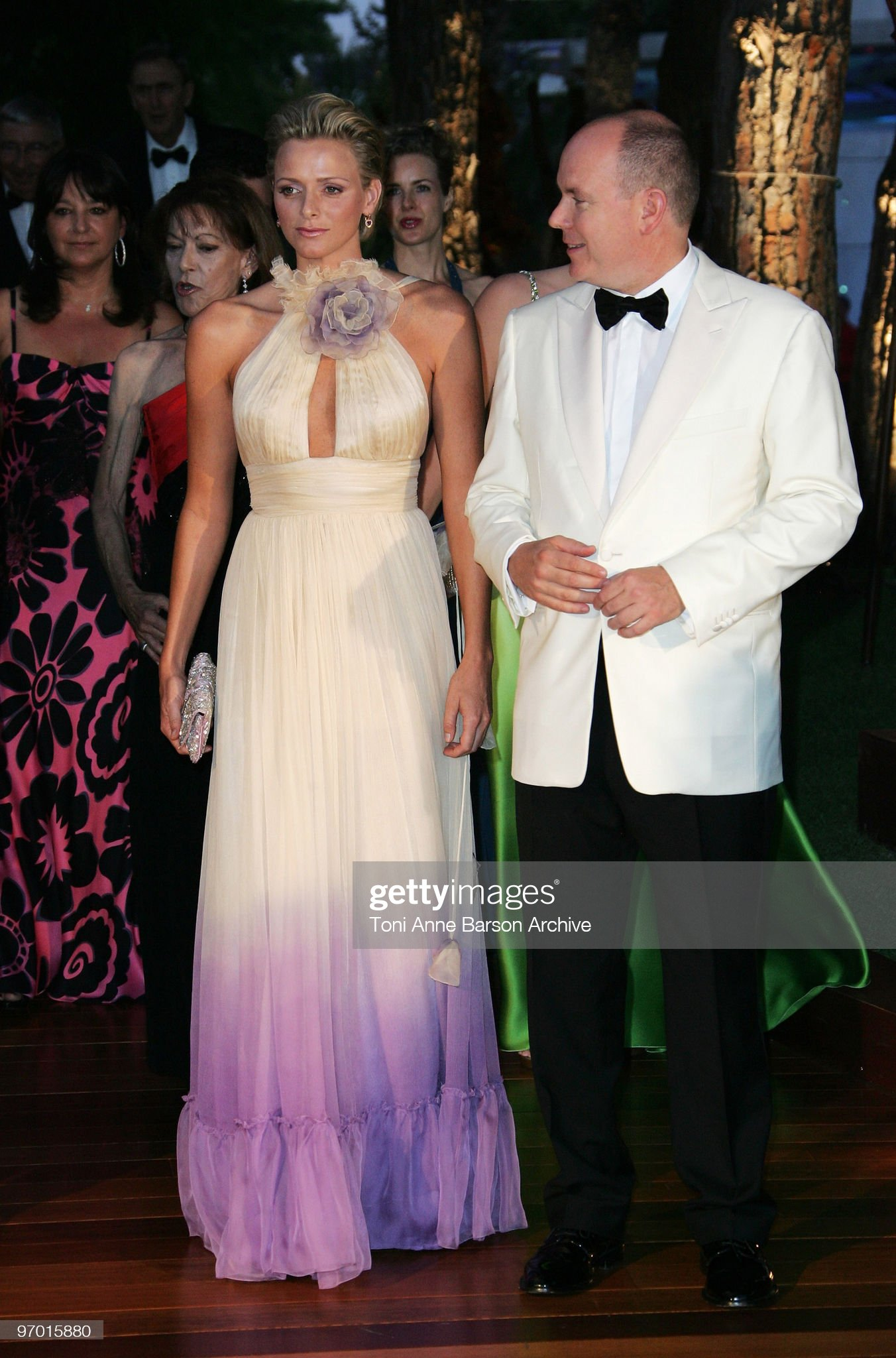Monaco Red Cross Ball : News Photo