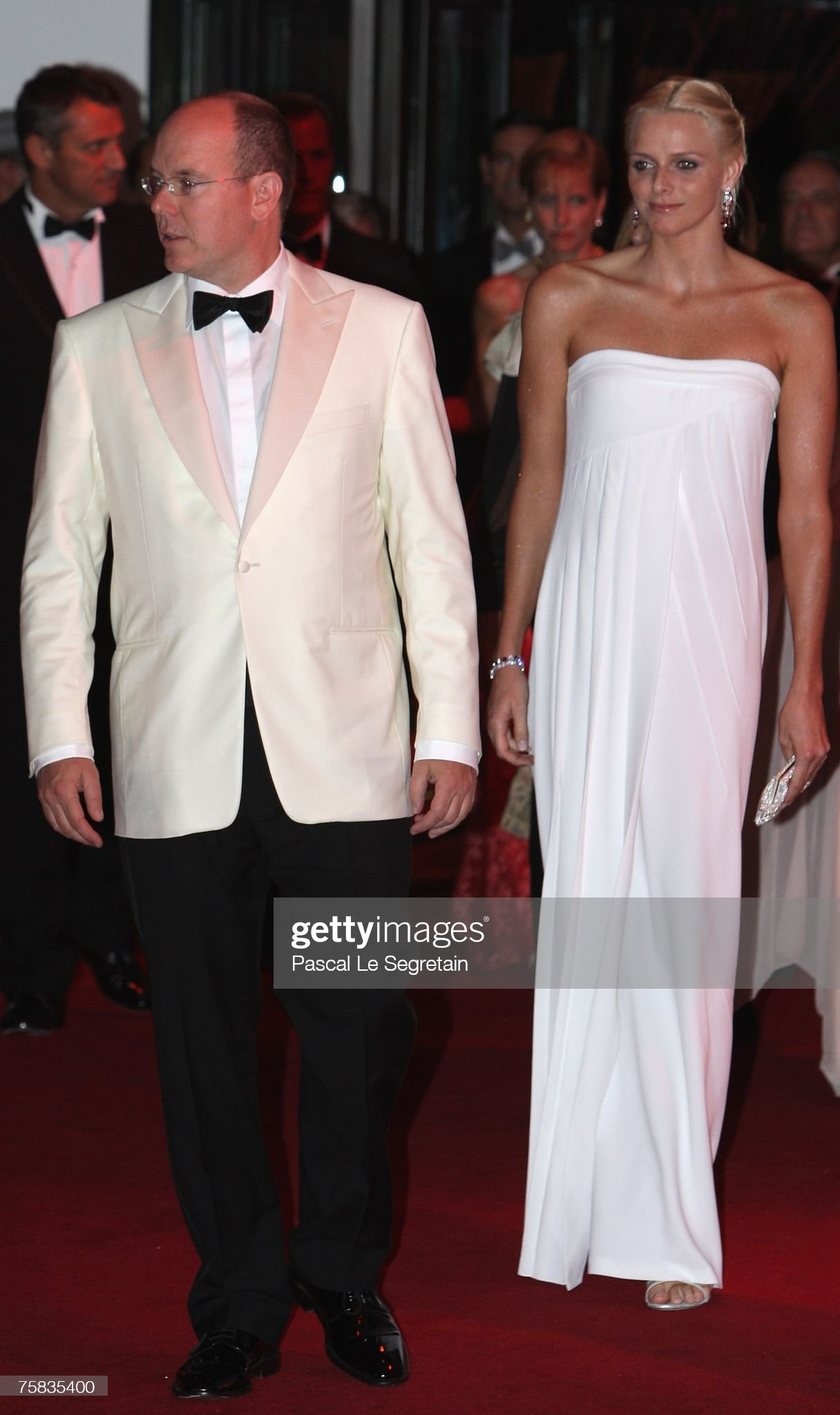 59th Red Cross Ball In Monte Carlo : News Photo
