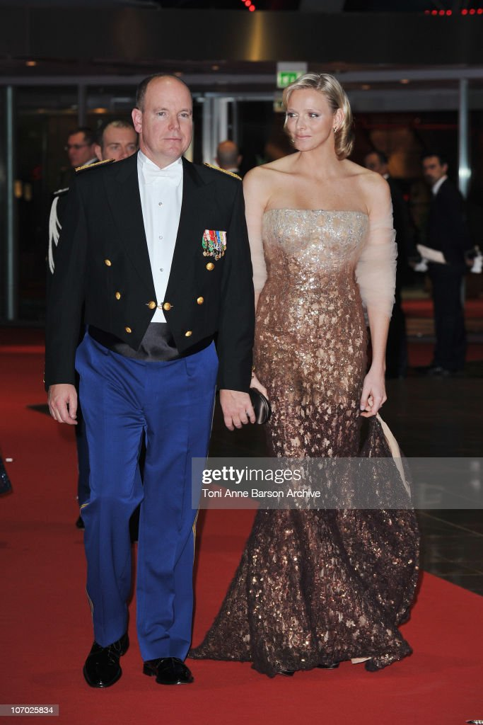 Monaco National Day 2010 - Gala Concert Arrivals
