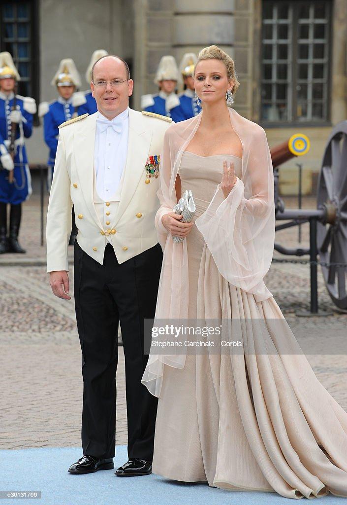 Sweden - Wedding Of Swedish Crown Princess Victoria & Daniel Westling: Arrivals : News Photo
