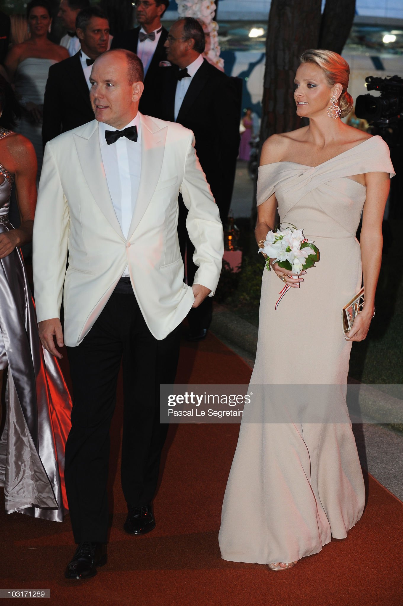 62nd Red Cross Ball In Monte Carlo : News Photo