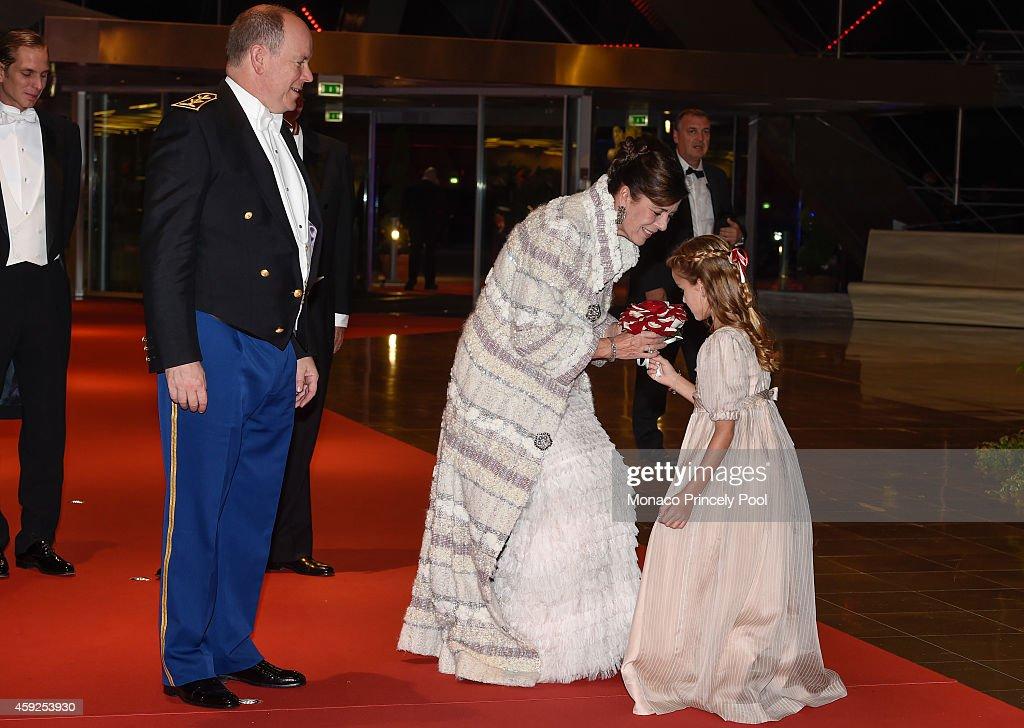Monaco National Day 2014 - Gala : News Photo