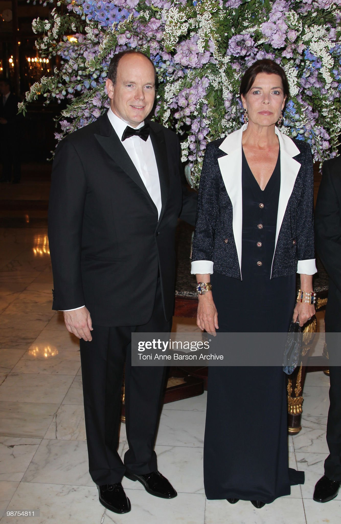 AMADE Association Gala Dinner - Arrivals : News Photo
